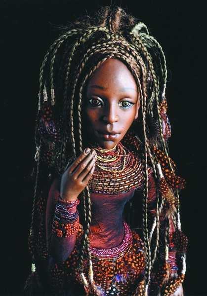 Африканская леди