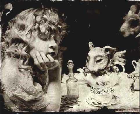Alice in wonderland N10
